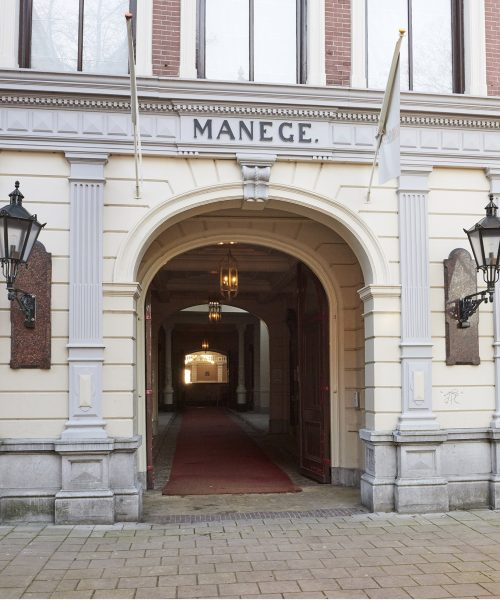 hollansche-manege-ingang